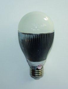 LED Kugel E27 5 Watt 12V ww