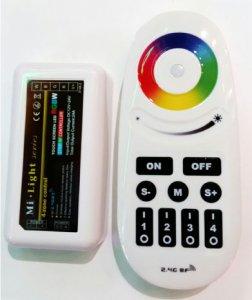 Set Controller + Remote für RGBW und dimmung