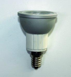 LED Spot E14 6 Watt dimmbar COB ww/cw