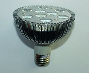 LED Spot E27 9 Watt dimmbar ww/cw