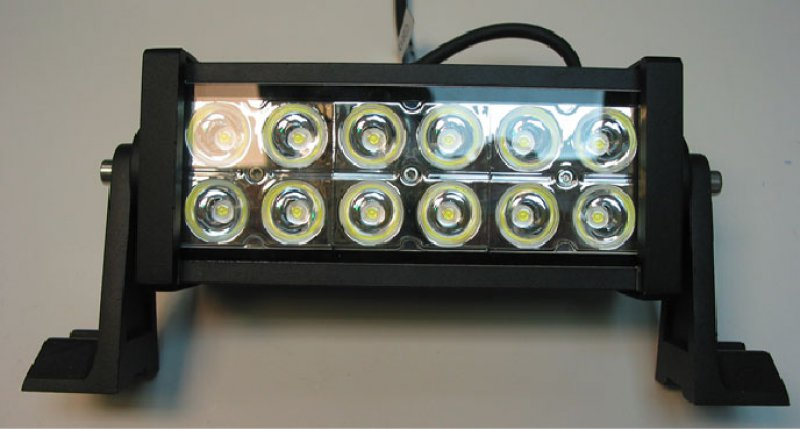 LED Arbeitsscheinwerfer 36 Watt cw