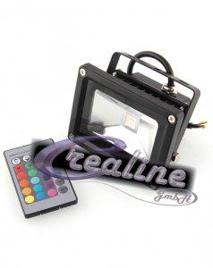 LED Flutlicht 10 Watt RGB