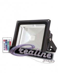 LED Flutlicht 30 Watt RGB