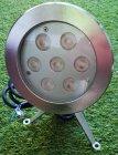 LED Unterwasser Strahler 21 Watt 24V RGB