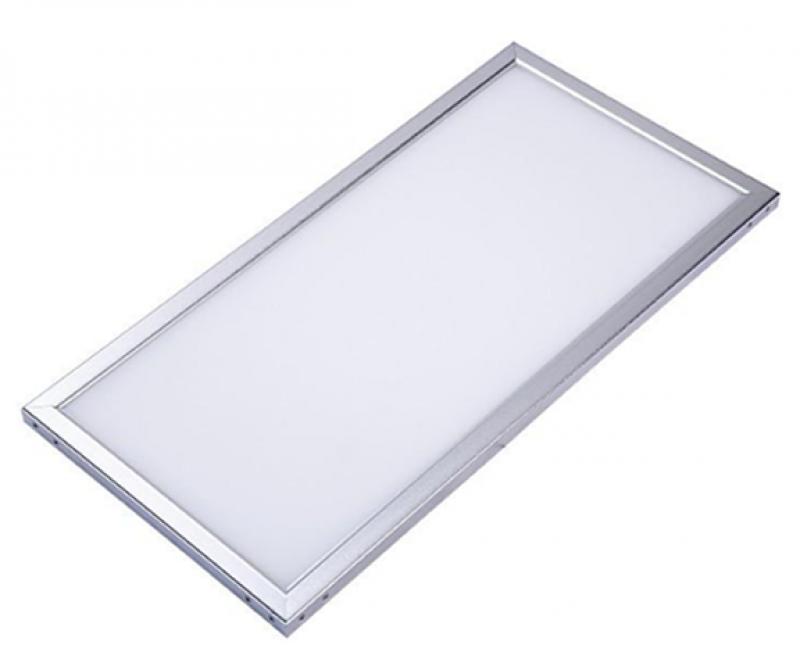 LED Panel 40 Watt ww bis cw justierbar 295x595x12mm