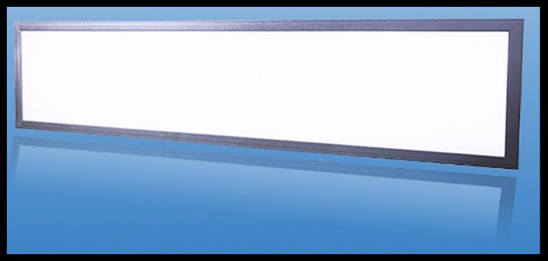 LED Panel 40 Watt ww bis cw justierbar 295x1195x12mm