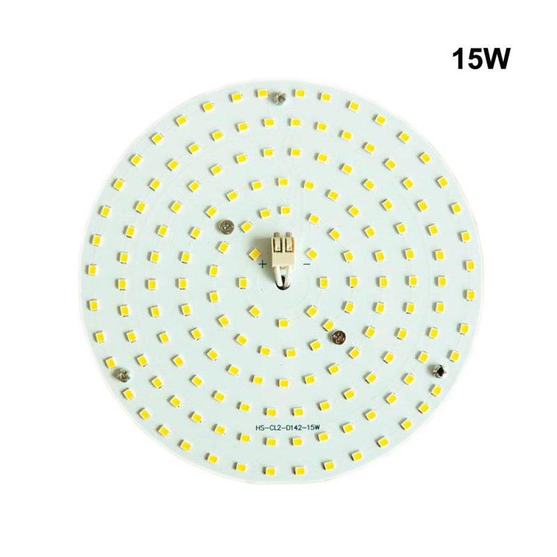 LED Rundlicht 15 Watt ww/nw