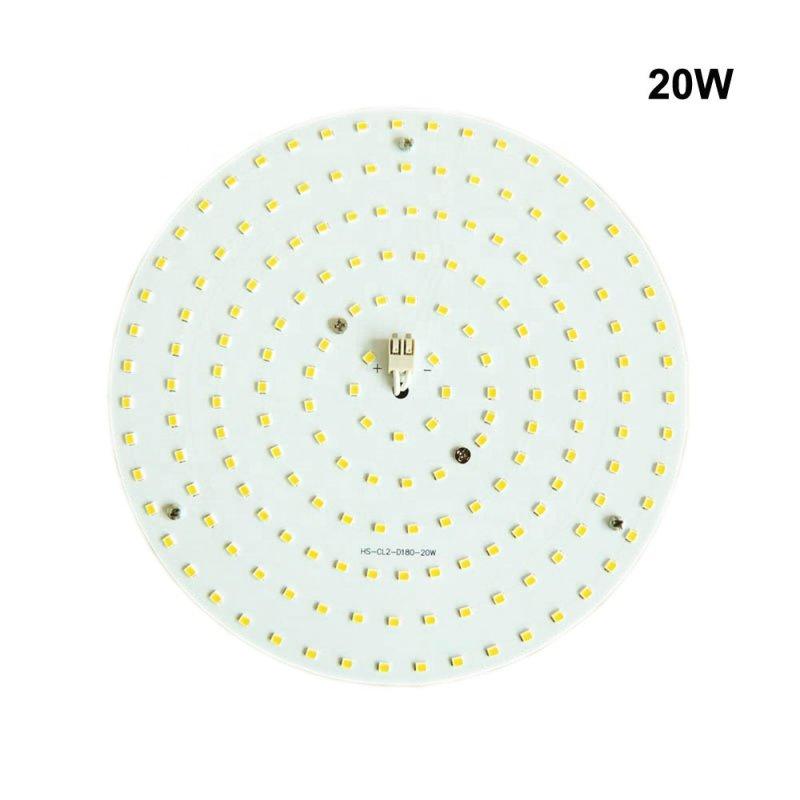 LED Rundlicht 20 Watt ww/nw