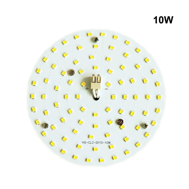 LED Rundlicht 10 Watt ww/nw