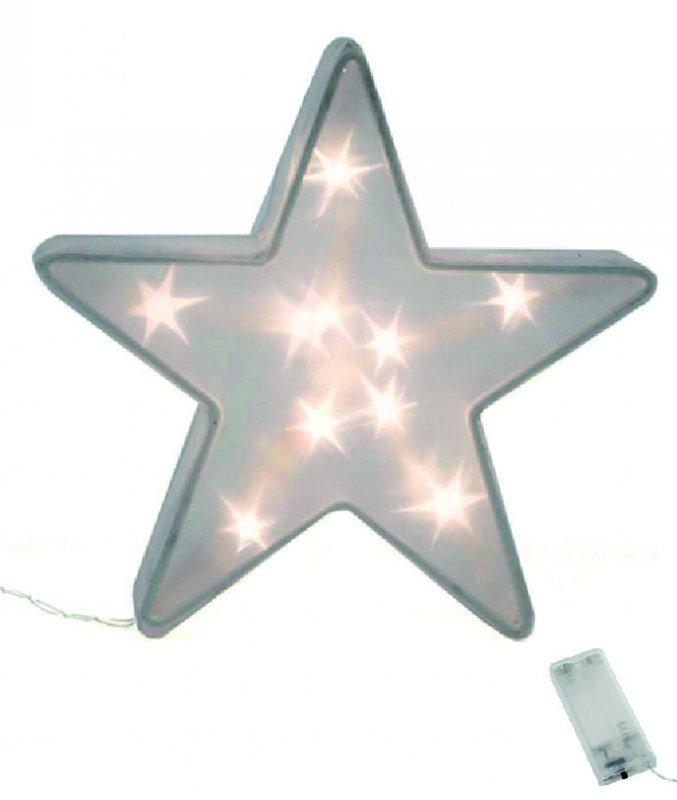 LED 3D Stern klein