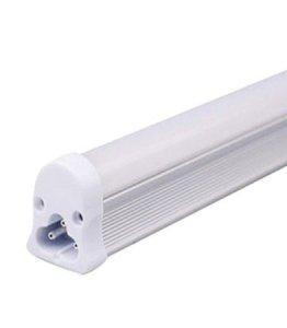 LED Röhre T5 mit Halterung 12 Watt 90cm ww/nw/cw Milchglas