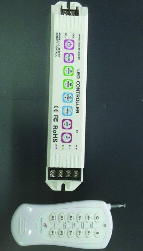 LED RGB Controller Radiofunk