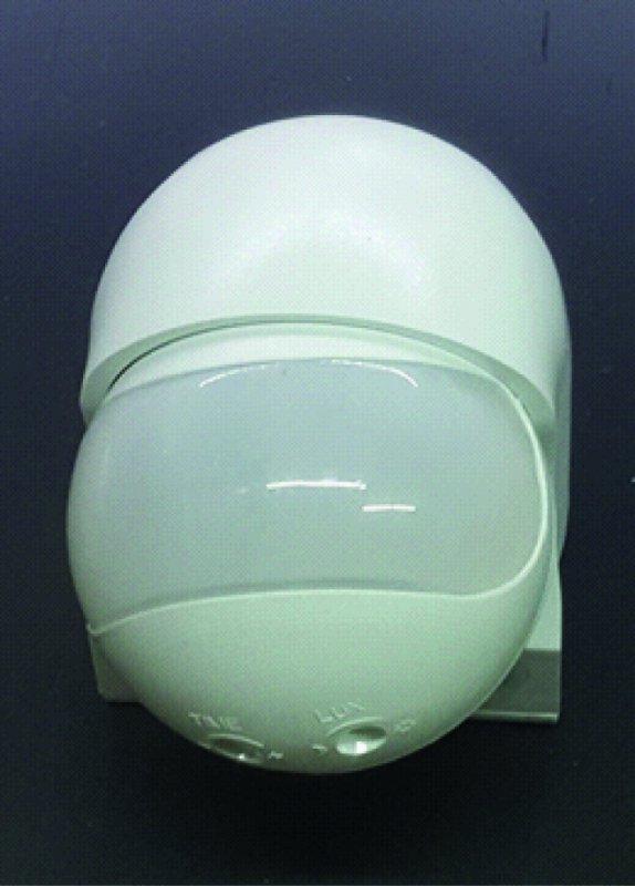 LED Bewegungsmelder IR rund