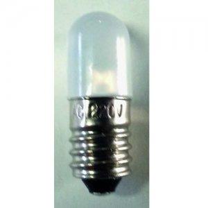 LED E10 bulb 230V