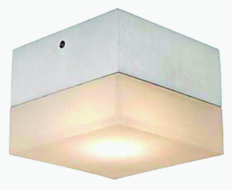 LED Deckenleuchte Quader klein ww