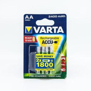 Batterie Varta Akkus AA 2er Pack