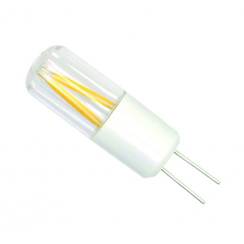 LED G4 2 Watt Filament 12V ww/nw