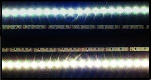 LED Strips 10mm ww bis cw justierbar IP20 12V 5m Rolle 8.5 W/m