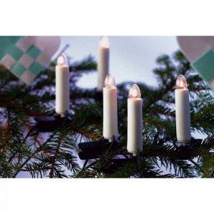 LED Kerzen Kette Victoria mit 25L