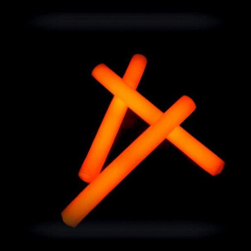 Maxi Knicklicht in Orange 1 Stk.