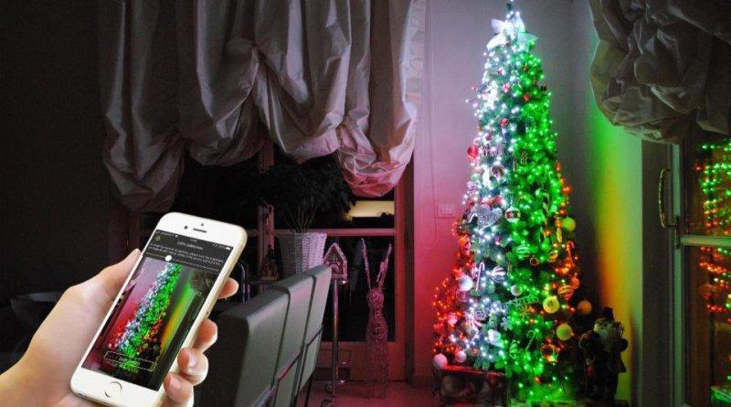 Lichterkette Twinkly 56x LEDs Starter Light Set