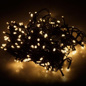 Lichterkette 320 LED`s extra Warmweiss