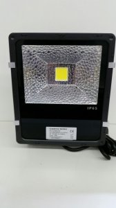 LED Flutlicht 80 Watt in schwarz cw