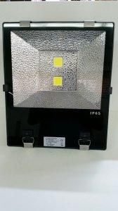 LED Flutlicht 150 Watt in schwarz cw