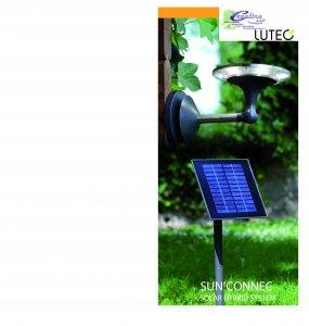Solar und Strom Hybrid System