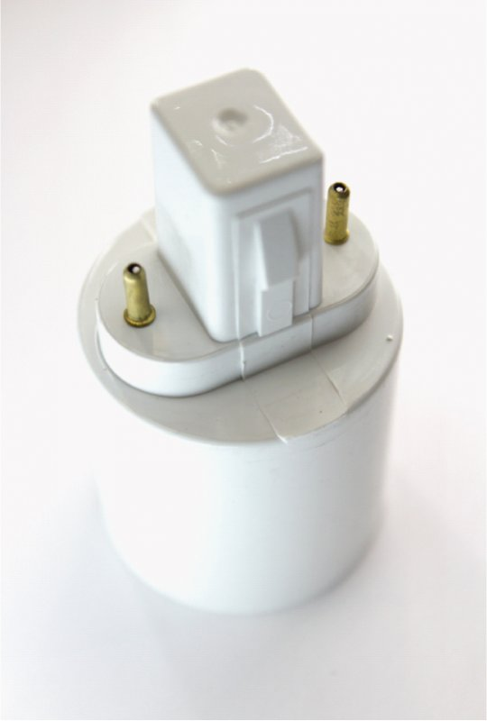 Adapter G23 zu E27