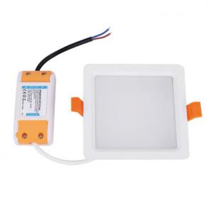 LED Einbauleuchte Eckig 9 Watt RGBcct justierbar MiLight