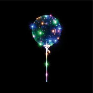 Ballon mit LED Beleuchtung