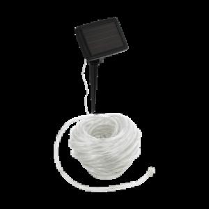 LED Schlauch mit Solarpanel für Aussen