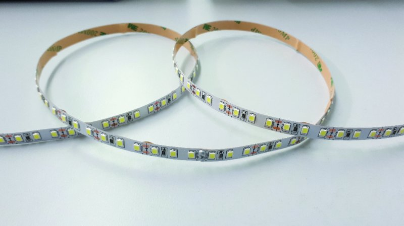 8mm PCB LED Strip 120SMD 9.6W IP20
