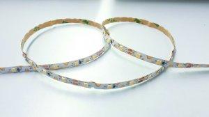 6mm S-PCB LED Strip 60SMD 4.8W IP20