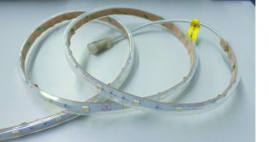 10mm LED Strip cw 30SMD 5m Rolle 7.2W IP66