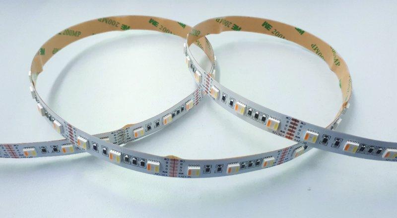 12mm LED Strip 60SMD 15W IP20 RGBcct