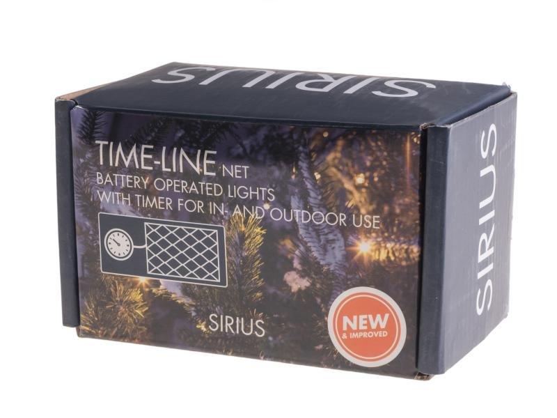 Netz mit Timer und Batterie von Sirius