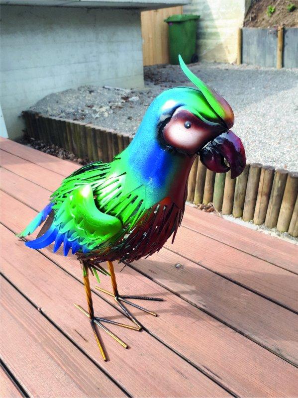 Papagei Solar mega gross