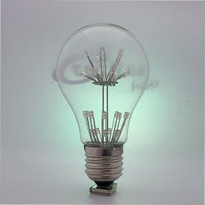 LED Kugel E27 3 Watt Edison Light ww