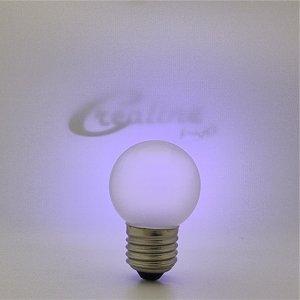 LED Farb - Kugel 1 Watt