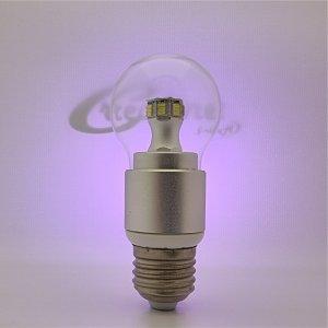 LED Kugel E27 6 Watt dimmbar ww/cw