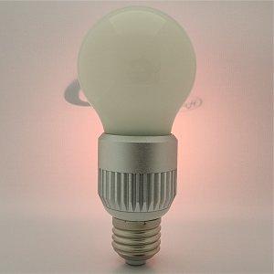 LED Kugel E27 9 Watt dimmbar nw/cw