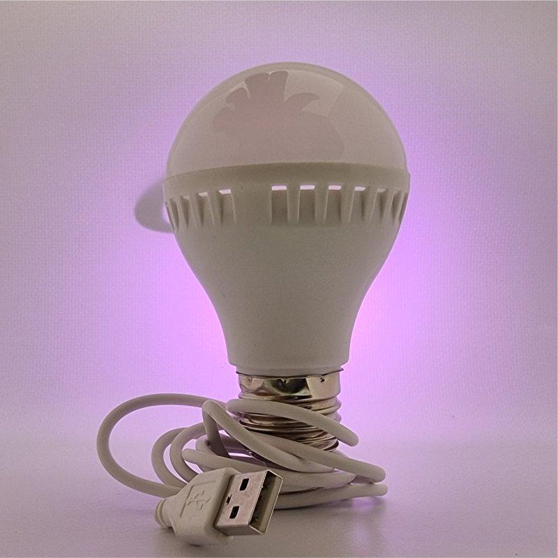LED 5V USB Leuchte cw