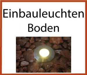 LED Bodeneinbauleuchten