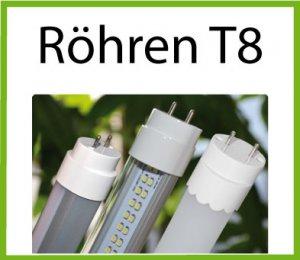 LED Röhren T8 G13Sockel