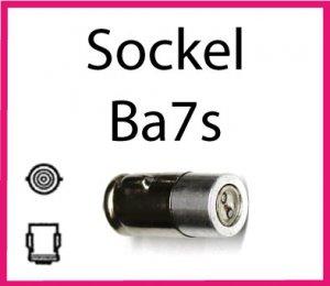 LED Sockel BA7S