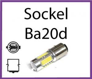 LED Sockel BA20
