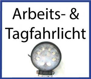 LED Arbeits- und Tagfahrlicht