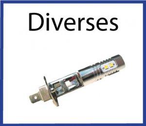 LED Diverses